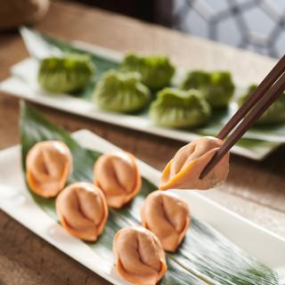 香茜/翡翠鮮蝦餃