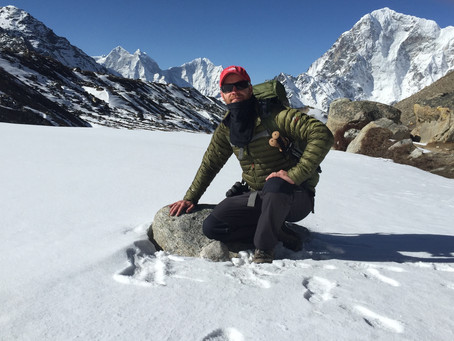 Join our Everest Base Camp expedition in 2022!