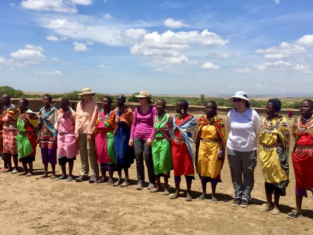 Dreamcatcher announces all-woman expedition to Kenya in October 2021!