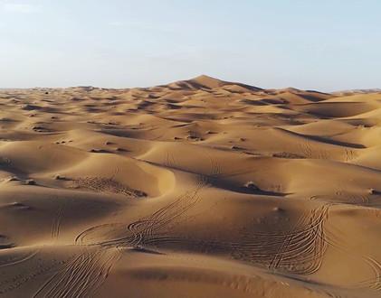 Paisajes de la Titan Desert 2018