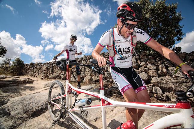 Alex Roca y Héctor Rodríguez - Pilgrim Race 2018