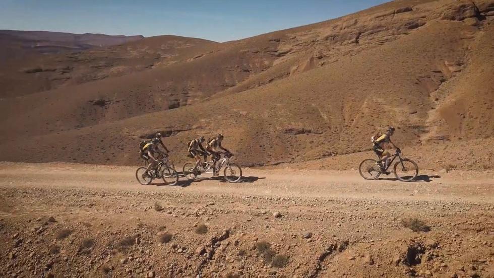 Etapa 1 Titan Desert 2018