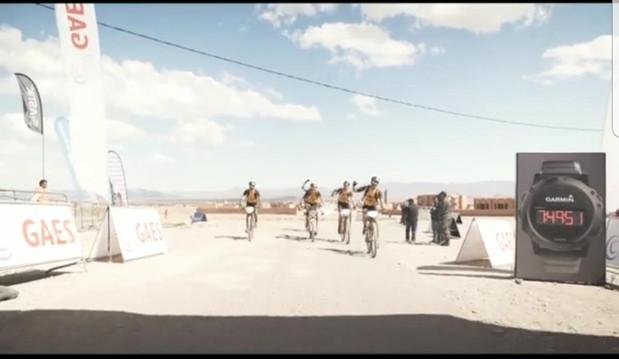 Llegada de la Etapa 1 Titan Desert 2018