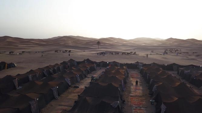 Titan Desert Campamento