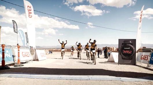 Llegada etapa 1 Titan Desert 2018