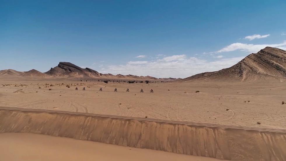 Paisajes de Titan Desert 2018