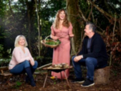 Charlotte Church My Family & Me James Church Maria Church Curious Films family parents documentary