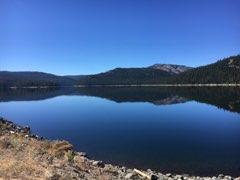 Bowman Lake!