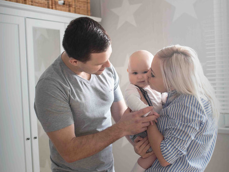 Lifestyle focení v domácím prostředí - newborn, těhotenské, párové, rodinné