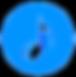 56-569891_transparent-blue-music-note-pn