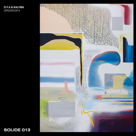 D.Y.A & Kalyma - Operator ll (SOLIDE013)