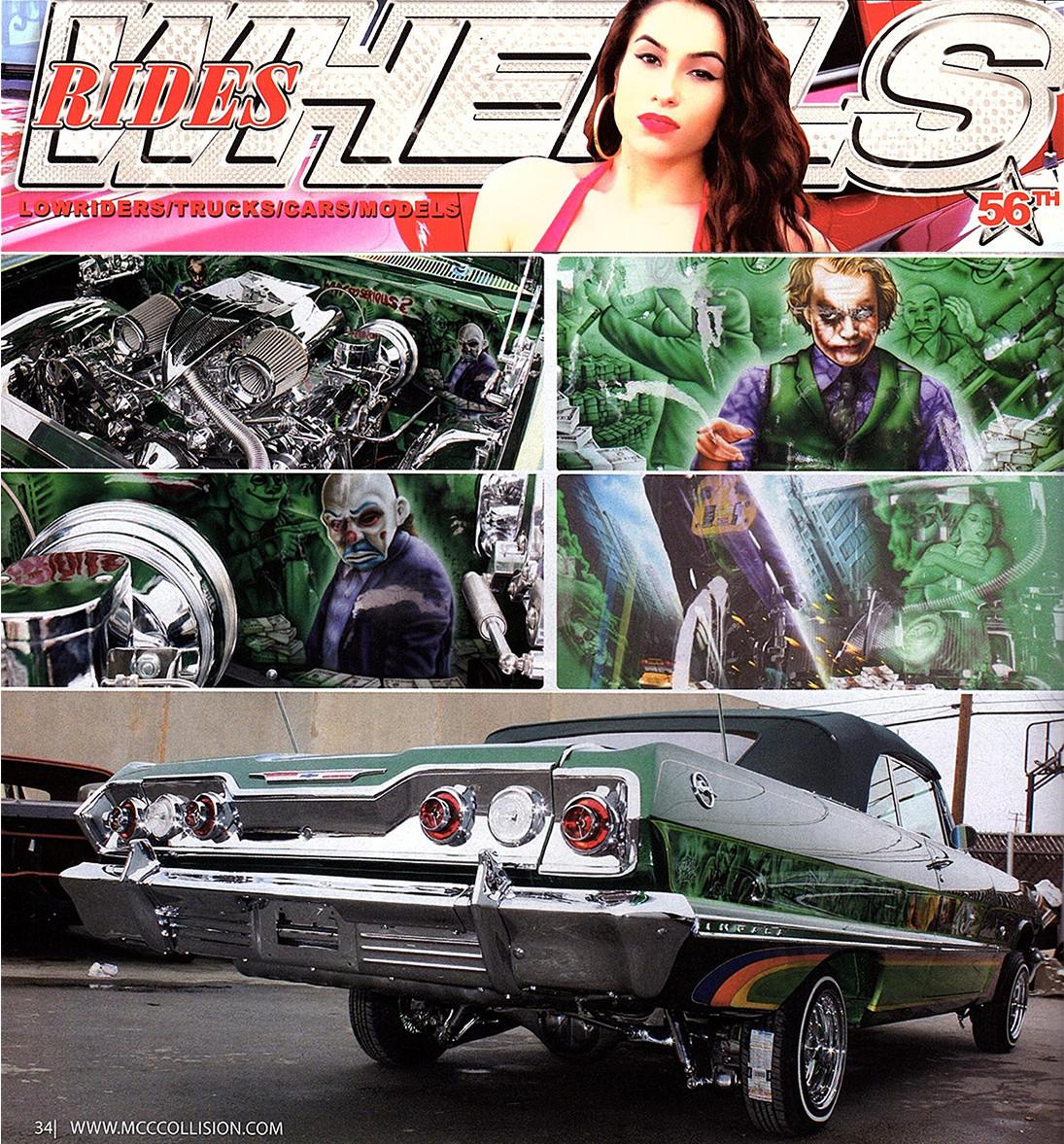 Wheels Rides