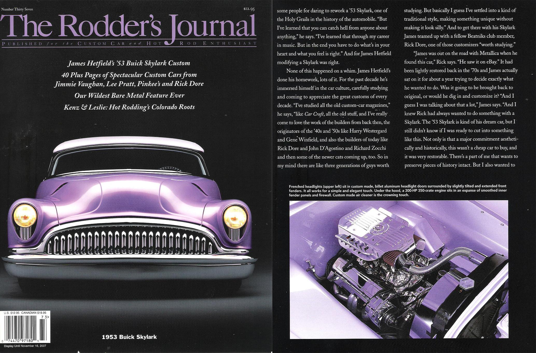 Rodders Journal