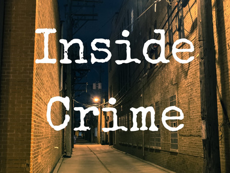 Inside Crime will be blogging in 2020