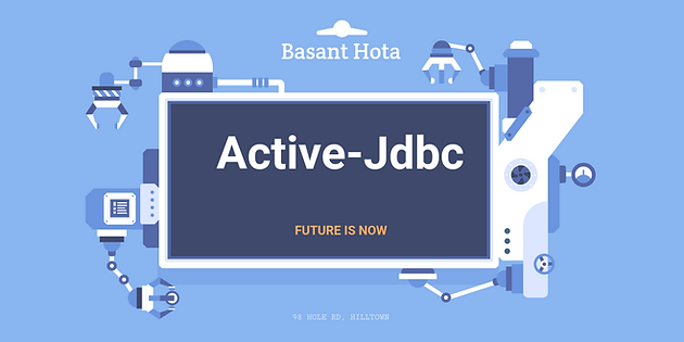 Introduction to Active JDBC