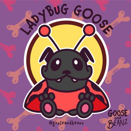 Ladybug Goose