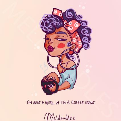 Coffee Girl Issues