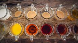 Vintage Tea Room teas