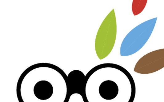 Logo agence guide de randonnée