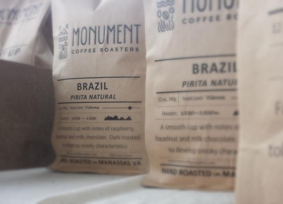 Brazil Piriti Natural, Rain Forest Alliance