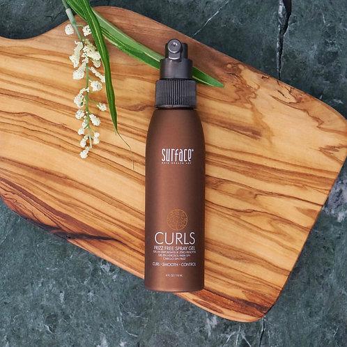 Curls Frizz Free Spray