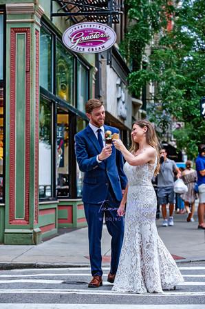 Cincinnati best wedding photographer Tam