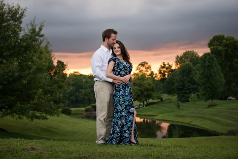 Cincinnati best wedding photographer Tammy Bryan engagement portfolio picture - 9