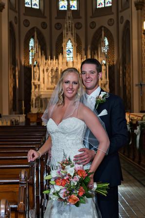 Cincinnati best most affordable wedding photographer Tammy Bryan highlight picture from Catherine & Josh wedding - 9