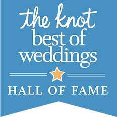 Best of Weddings award presented to Cincinnati and Northern Kentucky wedding photographer Tammy Bryan