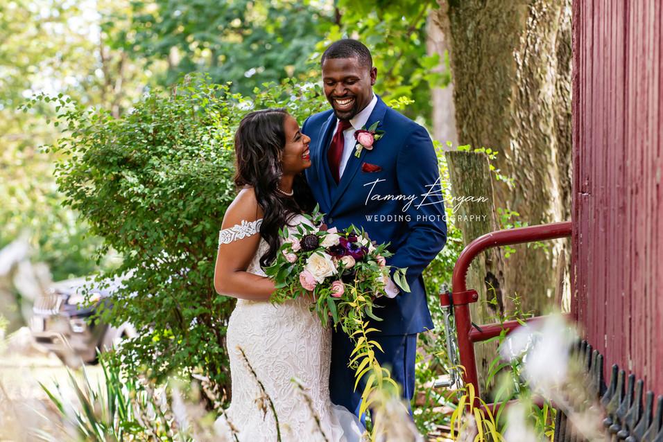 Cincinnati best wedding photographer Tammy Bryan - Sample wedding picture 20