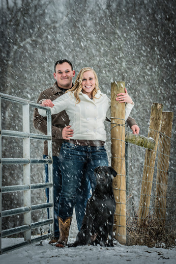 Cincinnati best wedding photographer Tammy Bryan engagement portfolio picture - 13