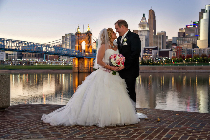 Cincinnati Northern Kentucky wedding pho