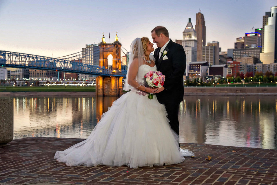 Cincinnati Northern Kentucky wedding pho