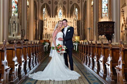 Cincinnati best most affordable wedding photographer Tammy Bryan highlight picture from Catherine & Josh wedding - 8