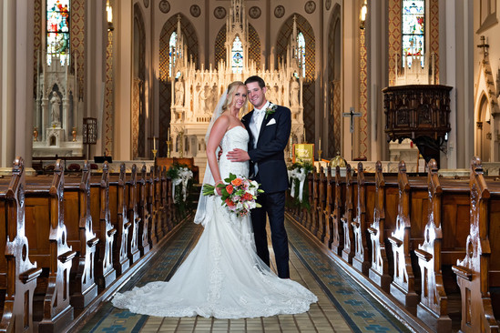 Cincinnati best most affordable wedding photographer Tammy Bryan highlight picture from Catherine & Josh wedding - 8