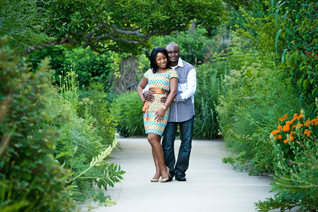 Cincinnati best wedding photographer Tammy Bryan engagement portfolio picture - 4