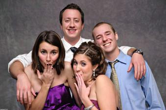 Cincinnati best most affordable wedding photographer Tammy Bryan photo booth portfolio picture – 39