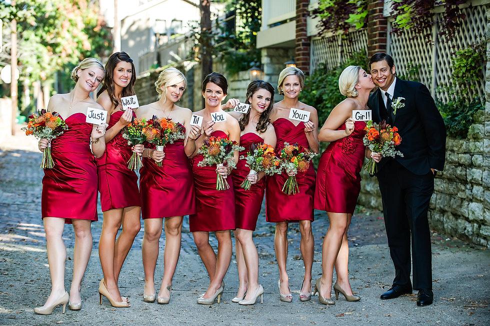 Cincinnati wedding photographers Tammy B
