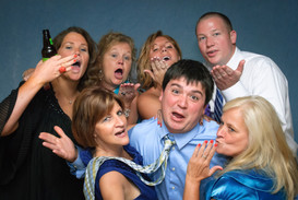 Cincinnati best most affordable wedding photographer Tammy Bryan photo booth portfolio picture – 26