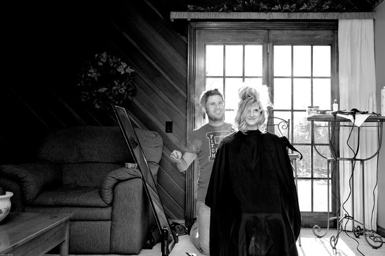Cincinnati best wedding photographer Tammy wedding portfolio picture - 4
