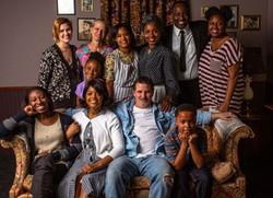 Raisin Cast and Crew