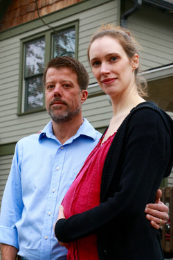 Steve and Lindsey, Home Buyers