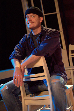 Mitchell Blankman as Randle McMurphy