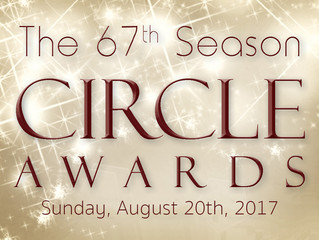 Nominees for the 67th Season Circle Awards