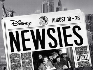 """NEWSIES"" Cast Announcement"
