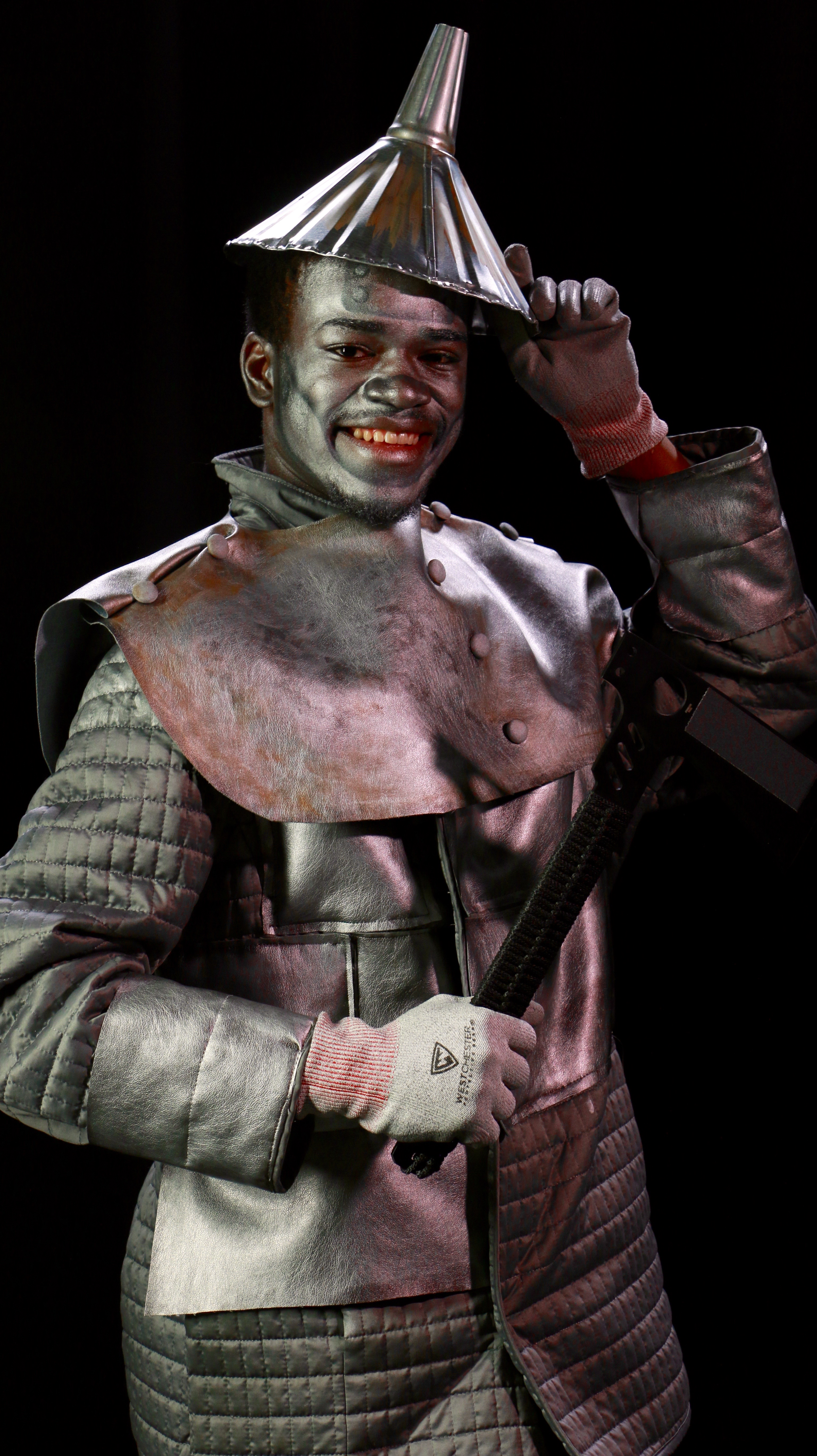 Treston Henderson (Tin Man)