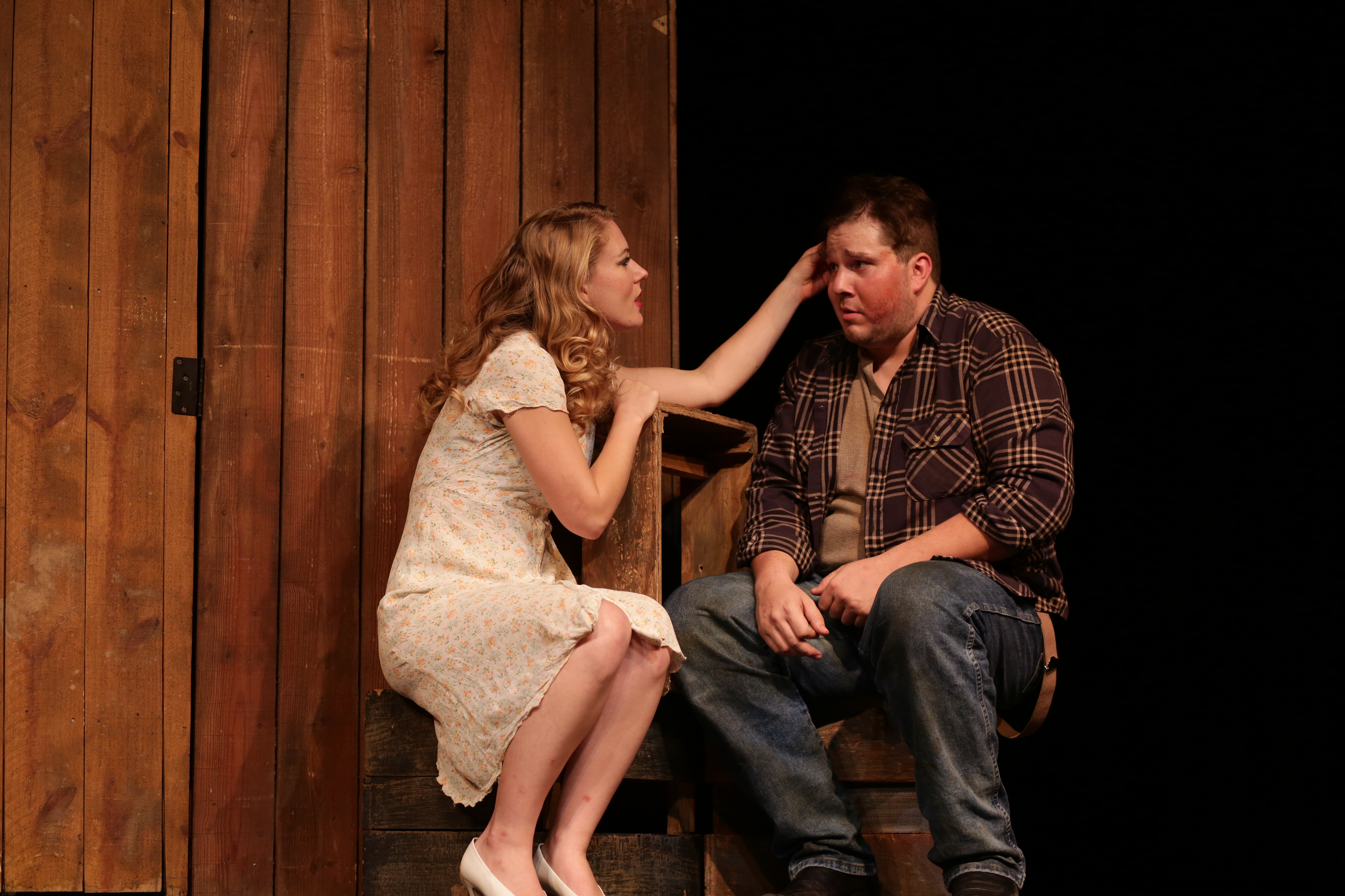 """""""Of Mice and Men"""" 10/30/15-11/15/15"""