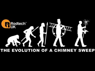 煙突掃除の革命『Rodtech』在庫のお知らせ