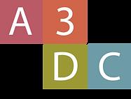 A3DC-PARTENAIRE-ADRIEN MASCHINO-ATELIER 3D COULEUR-LOGO