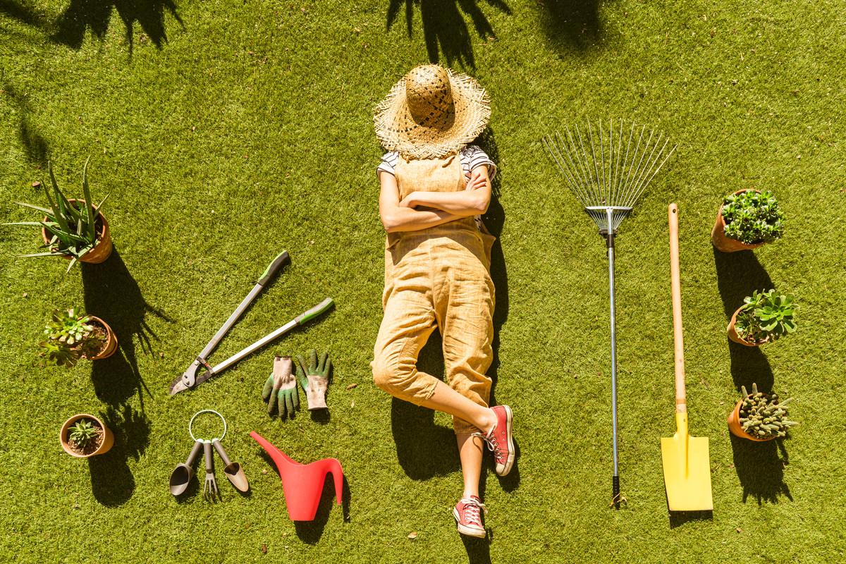 Gardening Victims